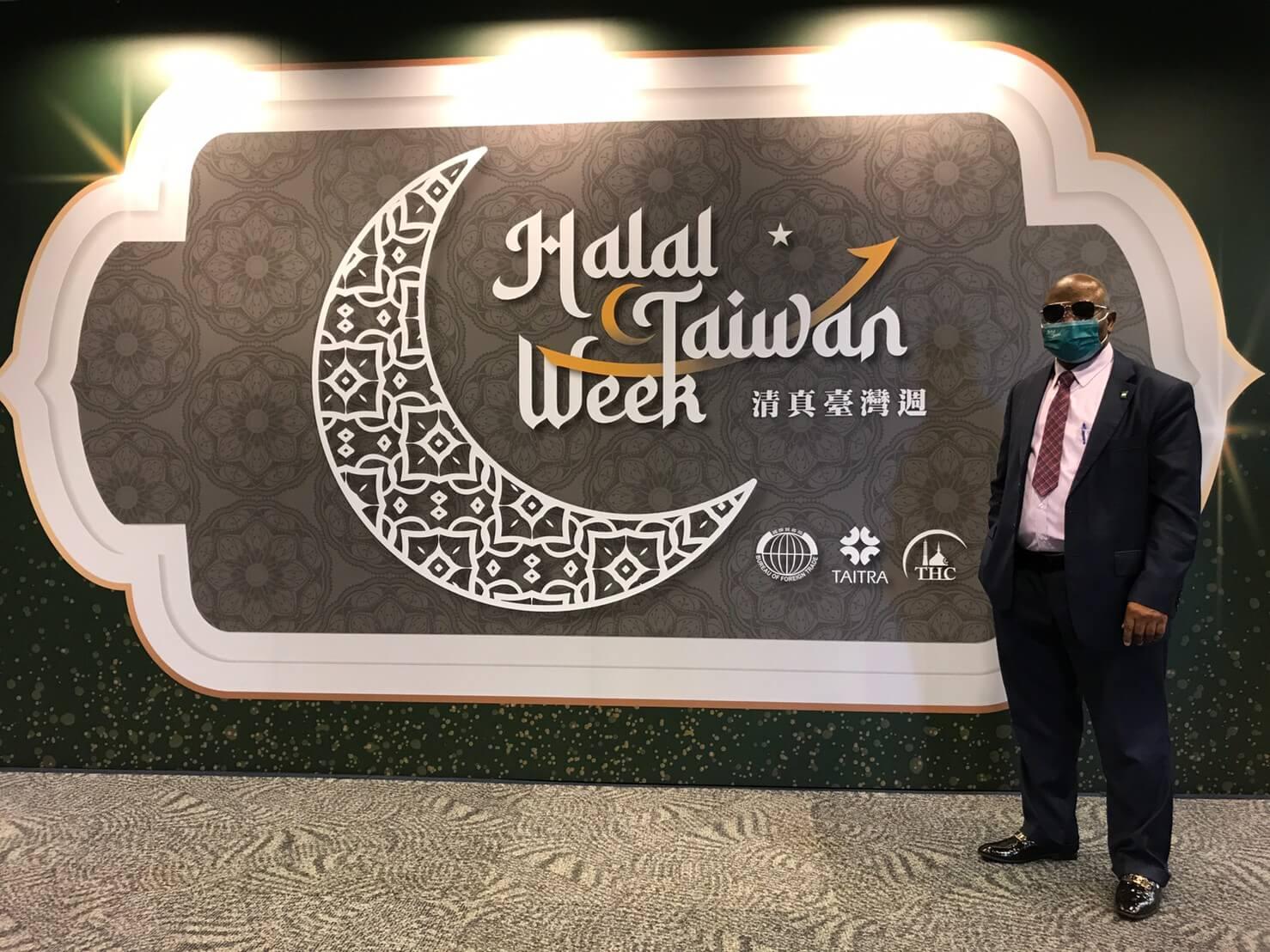 [14.09.2021]- Halal Taiwan Week